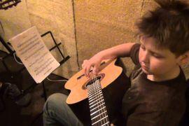 Уроки игры на классической гитаре Центр Искусств №1 Артис