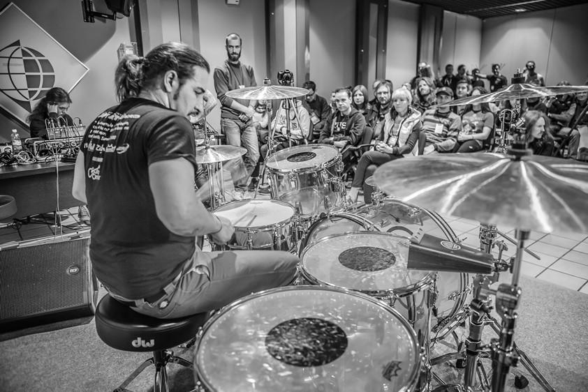 Фестиваль Drummers United