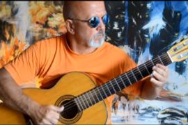 Педагог Центра Искусств » Артис» по классической гитаре Дмитрий Лапшин.