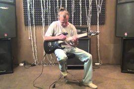 Guitar cover Joe Satriani » Satch Boogie» Центр Искусств »Артис».