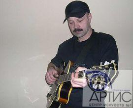 Преподаватели гитары и духовых в Москве - Александр Поздеев