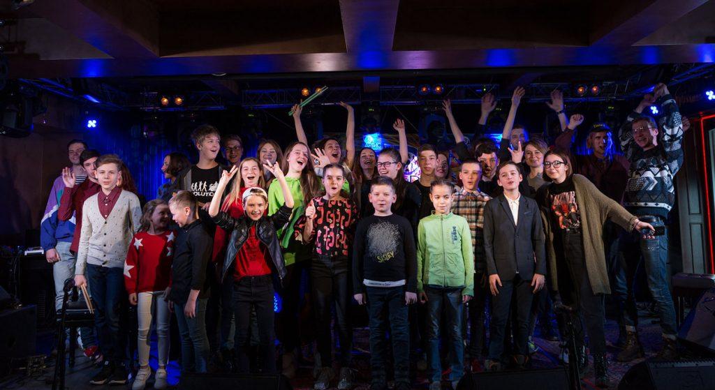 Эмоциональный концерт в клубе Алексея Козлова