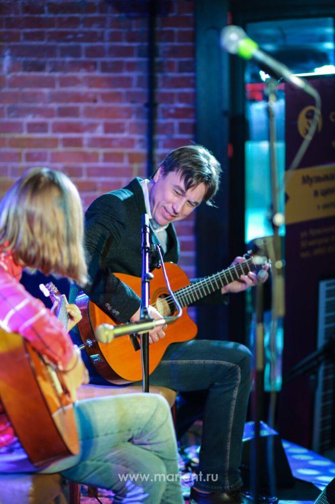 Уроки игры на гитаре с Евгением Середкиным