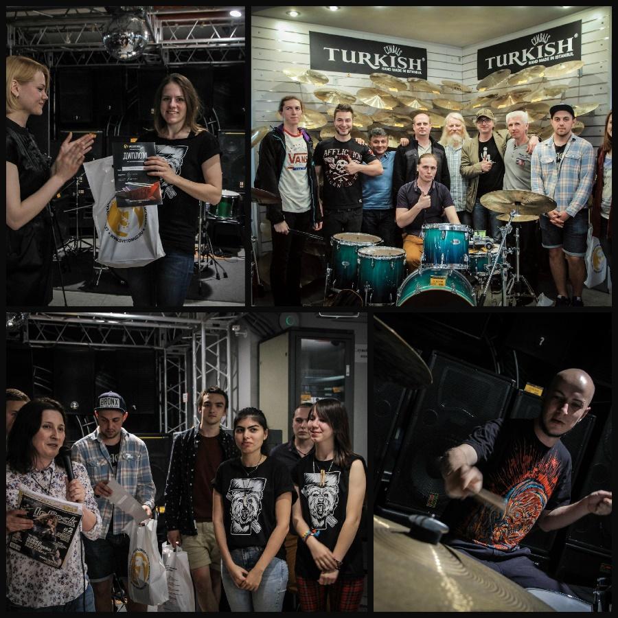 Конкурс барабанщиков от Свет и Музыка