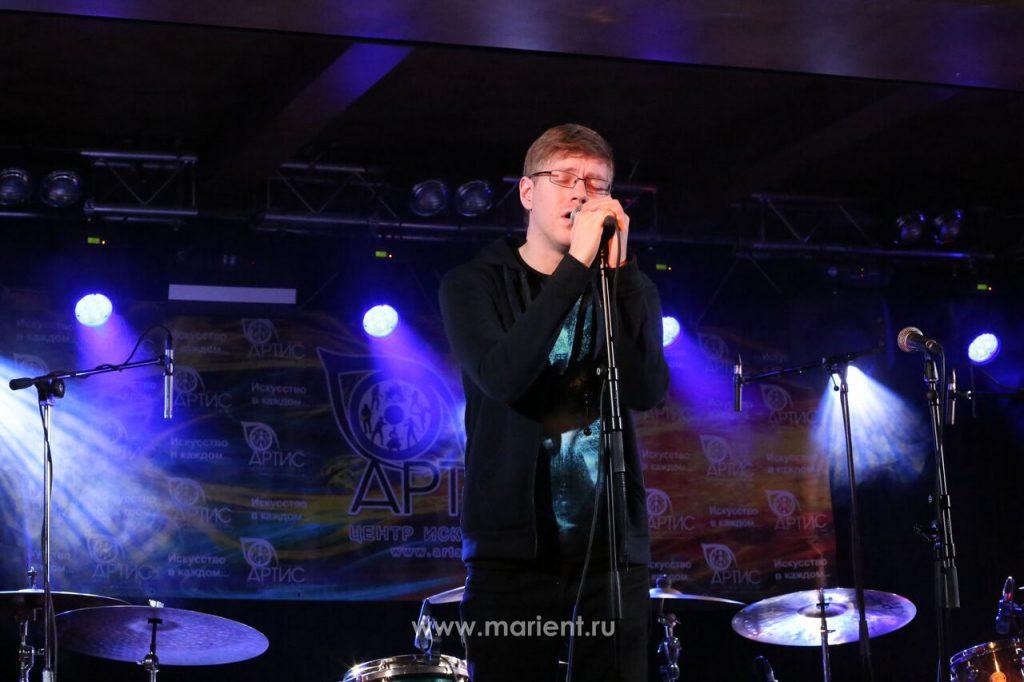 Алексей Королев - ученик вокального класса