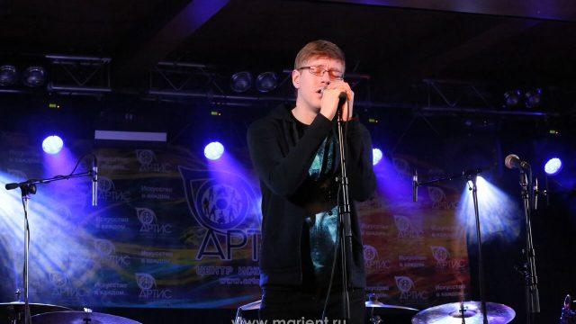 Алексей Королев — ученик вокального класса