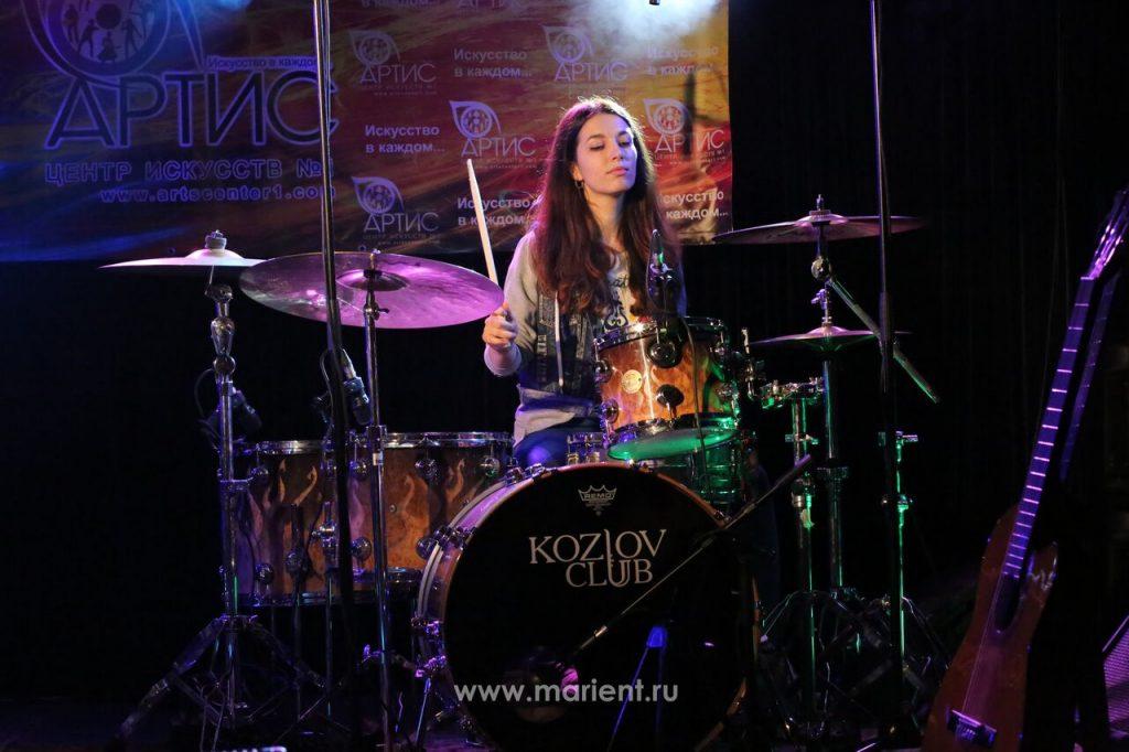 Юлия Иванова - один из талантов Центра искусств Артис