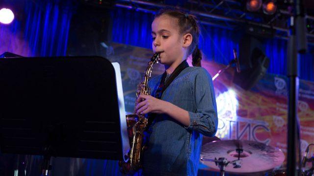 Игра на саксофоне — уроки в Центре искусств Артис