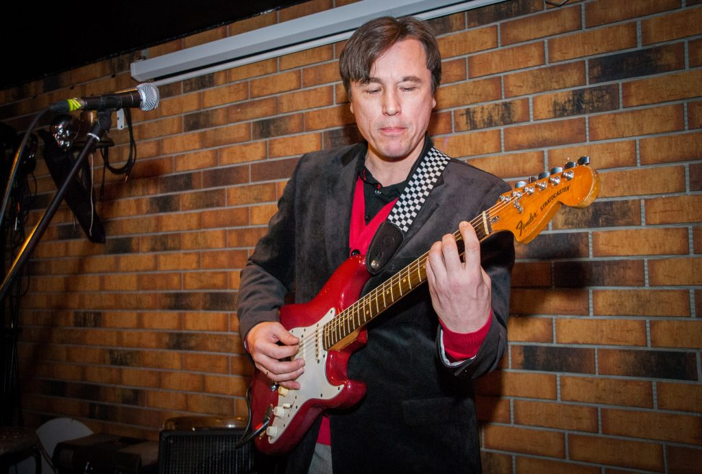 Уроки игры на гитаре от Евгения Середкина