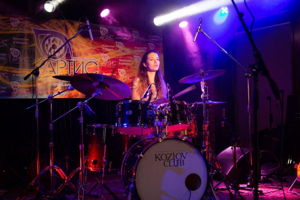 Уроки барабанов в Москве