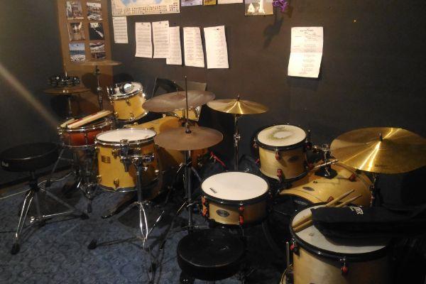 Барабаны обучение игре Артис – 3