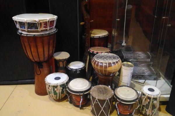 Барабаны обучение игре Артис – 7
