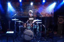 барабанщик 16 лет, 3 года обучения